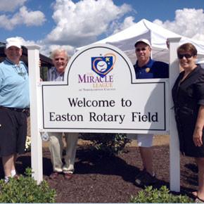 Easton Rotary Field