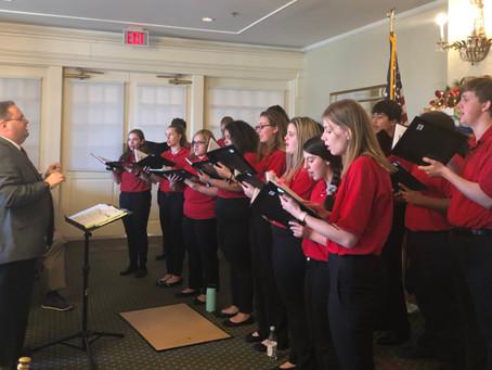 Easton High School Chamber Singers