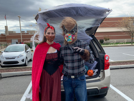 Miracle League Trunk or Treat Night