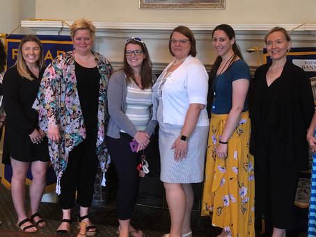 Easton Rotary Service Foundation Grant Awards