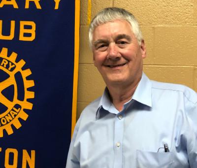 Jim Palmquist - Rotary Peacebuilding