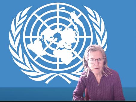 Marty Helman - Rotary Peace Initiatives