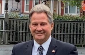 Phillipsburg Mayor Todd Tersigni