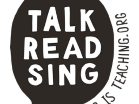 Celeste Hayes - Talk, Read, Sing