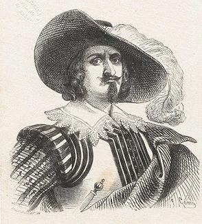 דיוקן של דון רודריגו מאת פרנצ'סקו גונין