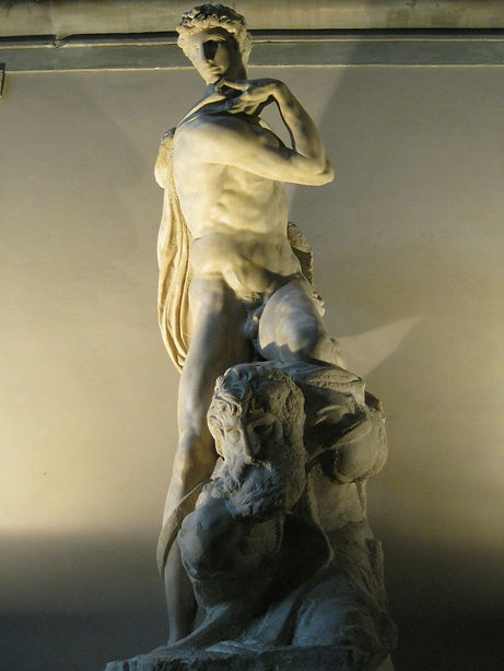 """""""Il-Genio-della-Vittoria""""-di-Michelangel"""