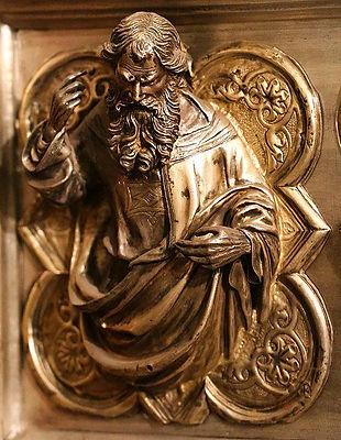 הנביא ירמיהו - מזבח סן יקופו בפיסטויההנביא ירמיהו - מזבח סן יקופו בפיסטויה