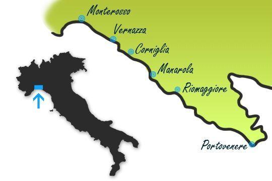 מפת האזור