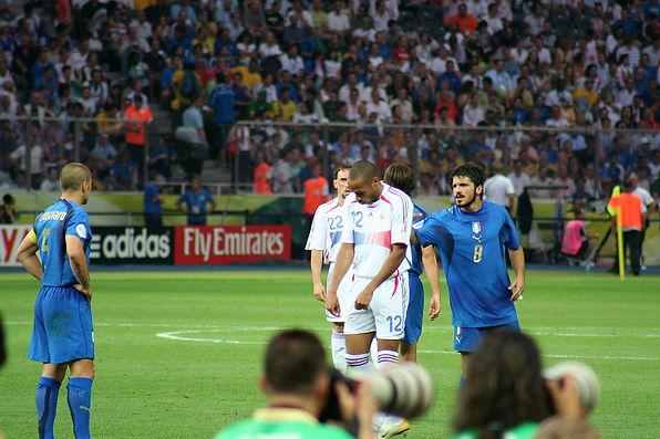 גמר מונדיאל 2006 איטליה צרפת