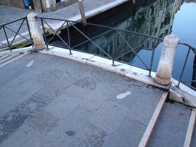 גשר האגרופים ההאבקות ונציה