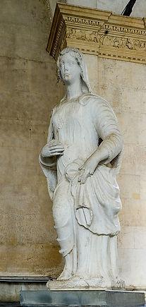 פסל האישה המכונה לוֹדוֹאִיגָה 