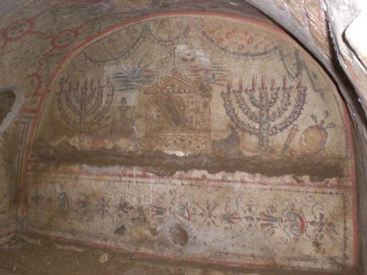 cimitero ebraico rinvenuto nei sotterran