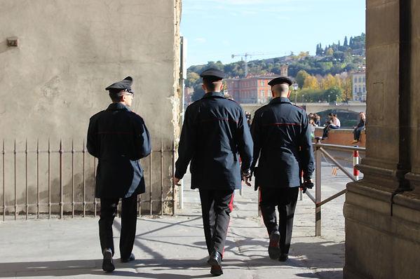 שוטרים איטלקים