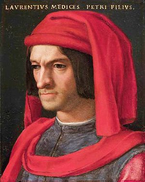 לורנצו דה מדיצ'י דוכס פירנצה