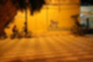 סיציליה ילדים בככר