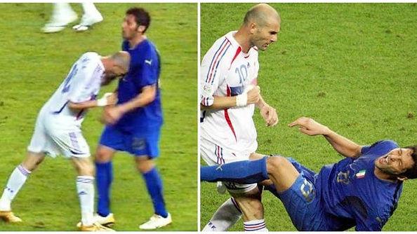 זידאן גמר המונדיאל 2006 איטליה צרפת