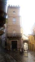 רחוב בעיר קיאטי בחבל אברוצו
