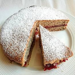 עוגת כוסמת מתכון