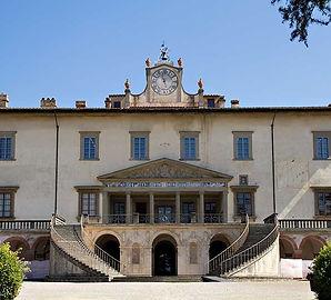 וילת מדיצ'י - פראטו איטליה