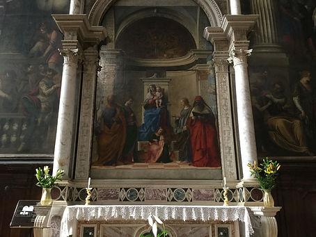 כנסיית סאן זכרייה ונציה