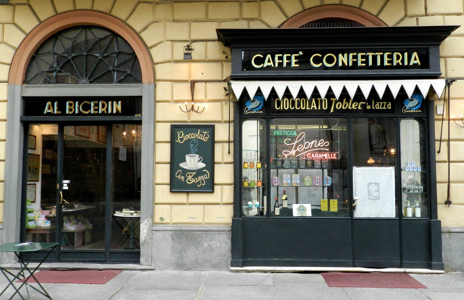 al bicerin בית הקפה