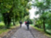 מסלולי אופניים בברגמו