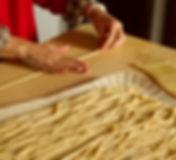 מונטלצ'ינו טוסקנה איטליה פסטה פינצ'י