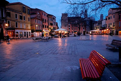 קמפו סנטה מרגריטה ונציה