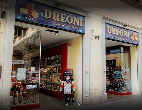 חנות צעצועים פירנצה איטליה