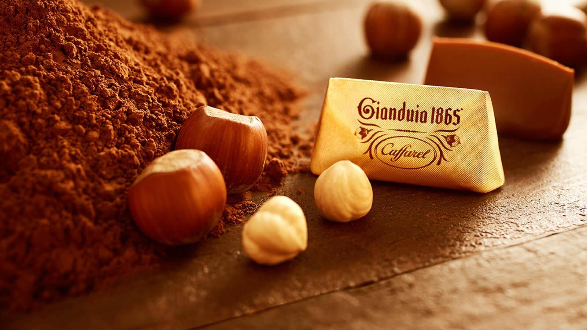 Gianduia  ג'נדיוטי השוקולדים
