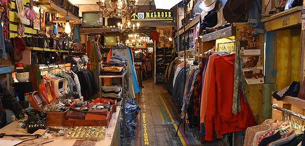 חנויות וינטאג' בפירנצה