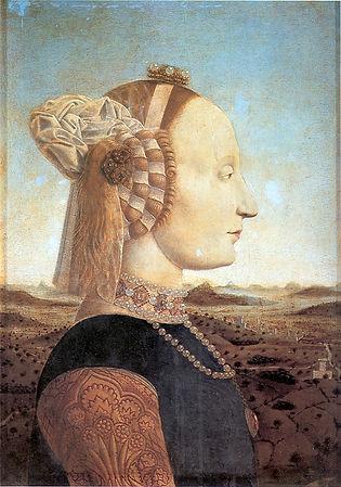 Duchi di Urbino di Piero della Francesca