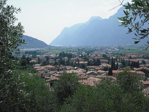 הישוב ארקו - טרנטינו - איטליה