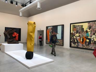 התערוכה המרכזית בג'רדיני, ביאנלה 2019