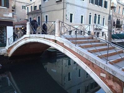 גשר ההאבקות והאגרופים ונציה