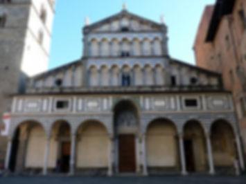 קתדרלת סאן זנו פיסטויה איטליה