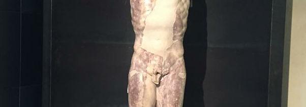 פסל המרסיאס רומא