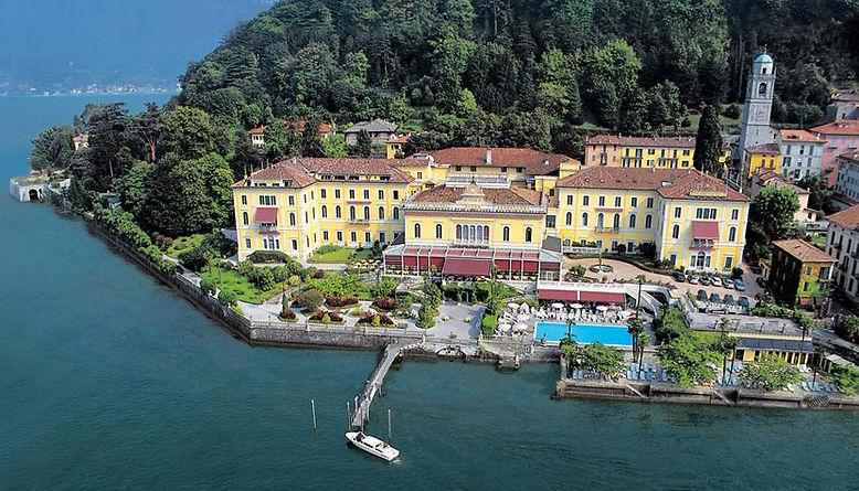 bellagio hotel-villa-serbelloni