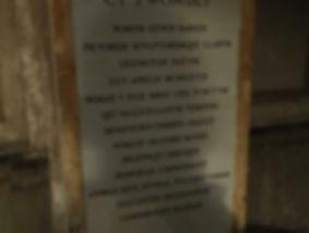 קבר סיי טוומבלי רומא