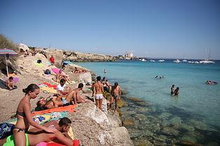 חוף בסיציליה