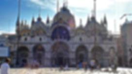 בזיליקת סאן מרקו ונציה מבט מבחוץ
