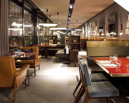 מסעדה במילאנו