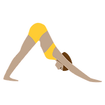 5 posición de la yoga