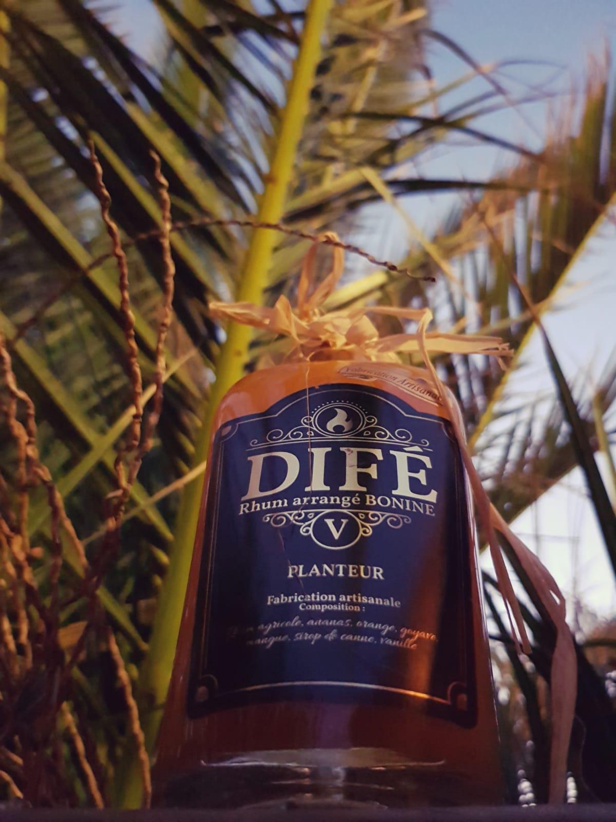 Difé palmier