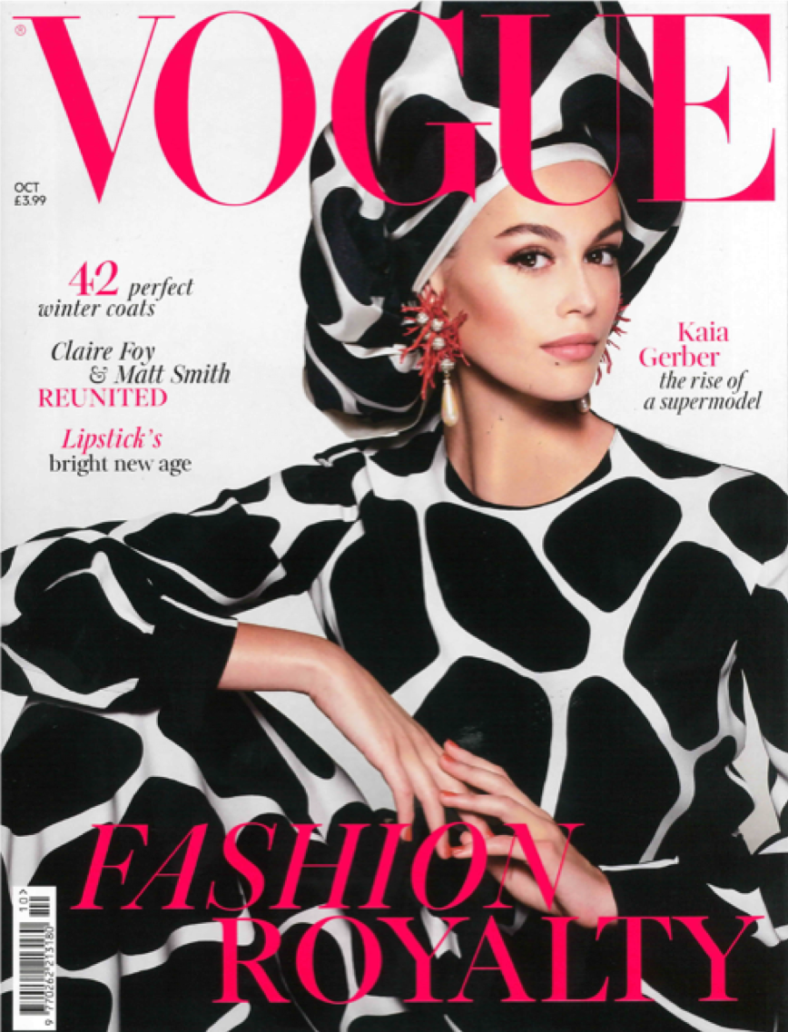 vogue octobre