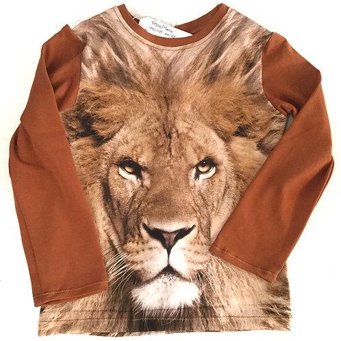 Shirt, leeuw