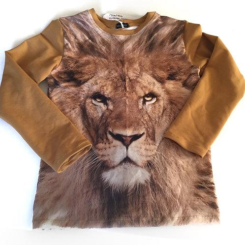 Sweatshirt, leeuw
