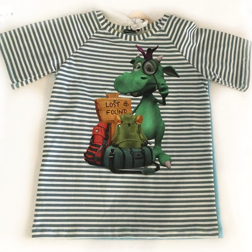 Shirt, dragon.