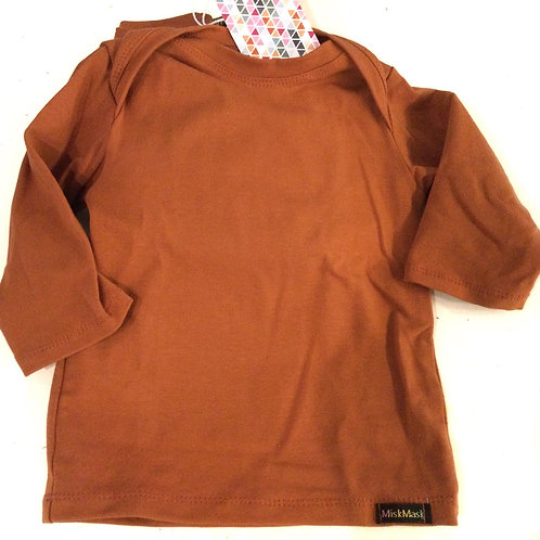 Tricot shirt, roest