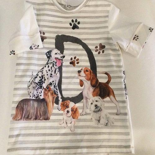 Shirt, honden